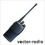 Портативная рация Vertex VX-451 V/U