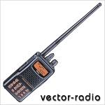 Авиационная радиостанция Vertex VXA-210