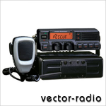 Автомобильная рация Vertex VX-5500 (V/U)