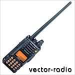 Авиационная радиостанция Vertex VXA-300