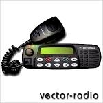 Автомобильная радиостанция Motorola GM160