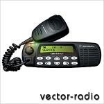 Автомобильная радиостанция Motorola GM360
