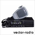 Автомобильная рация Vertex VX-4107