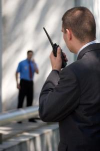 Рекомендуемые модели раций для охраны и полиции.